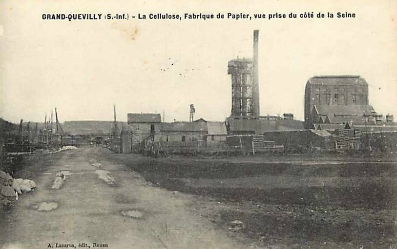 usine Navarre Grand Quevilly